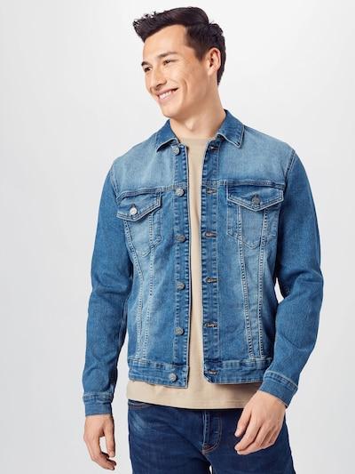 Only & Sons Jacke in blue denim: Frontalansicht