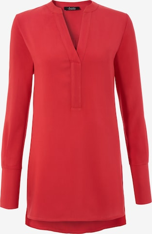 Aniston SELECTED Bluse in Rot