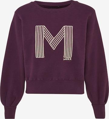 MEXX Sweatshirt in Purple