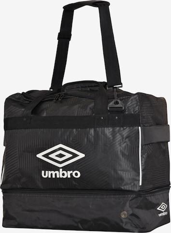 UMBRO Tasche in Schwarz