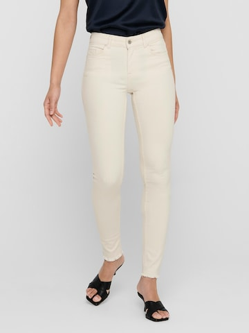 ONLY Jeans 'Blush' in Beige