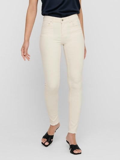 ONLY Jeans 'Blush' in creme, Modelansicht