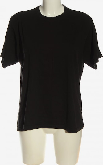 Authentic Clothing Company Basic-Shirt in M in schwarz, Produktansicht