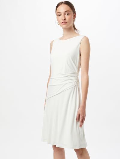 Lauren Ralph Lauren Koktejlové šaty 'XAMIRA' - bílá, Model/ka