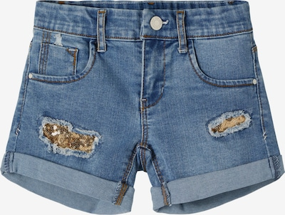 NAME IT Jeans 'Salli' in blue denim, Produktansicht