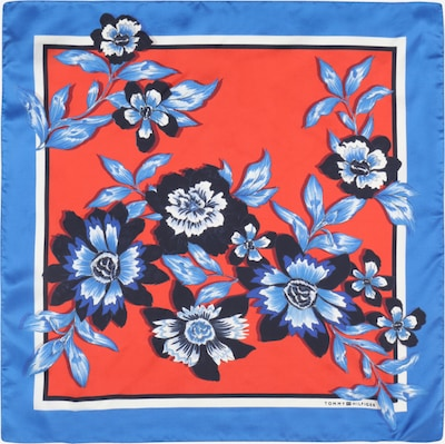 TOMMY HILFIGER Látkové rúško - námornícka modrá / kráľovská modrá / červená / biela, Produkt