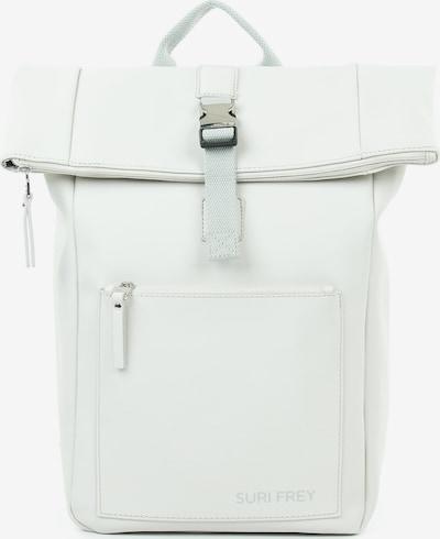 Suri Frey Rucksack ' Jessy ' in silber / weiß, Produktansicht