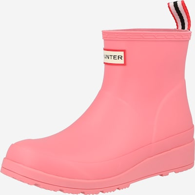 HUNTER Gummistiefel 'Play' in pink, Produktansicht