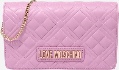 Love Moschino Clutch in helllila, Produktansicht