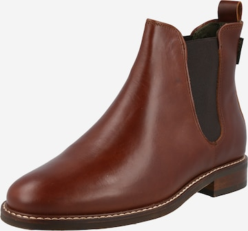Barbour Chelsea Boots 'Barbour Foxton' in Braun