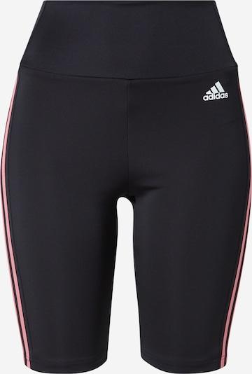 ADIDAS PERFORMANCE Športové nohavice - ružová / čierna / biela, Produkt