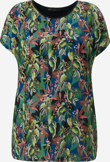 Emilia Lay Shirt in de kleur Limoen / Riet / Jade groen / Spar / Watermeloen rood, Productweergave