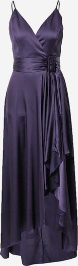 Chi Chi London Kleid in dunkellila, Produktansicht