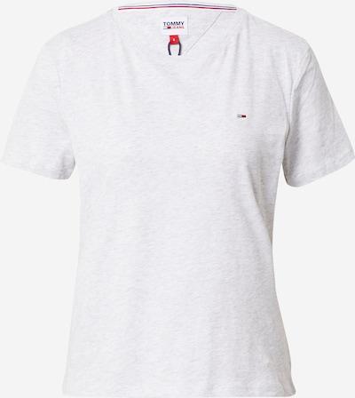 Tommy Jeans Shirts i navy / lysegrå / rød / hvid, Produktvisning