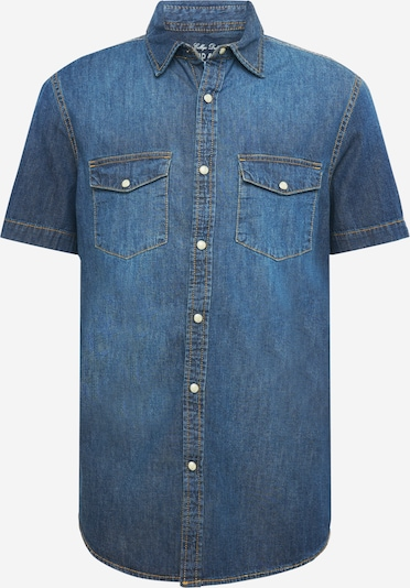 OVS Camisa en azul denim, Vista del producto