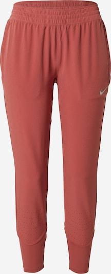 NIKE Pantalon de sport 'Swift' en homard, Vue avec produit