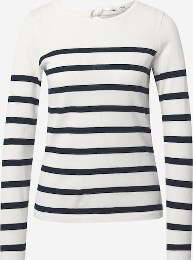 ABOUT YOU Pullover 'Rita Jumper' in navy / weiß, Produktansicht