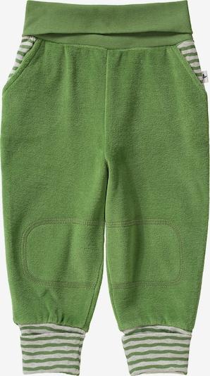 Leela COTTON Hose in grün, Produktansicht