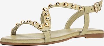 INUOVO Sandale in Grün
