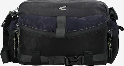 CAMEL ACTIVE Umhängetasche 'Madison' in dunkelblau / dunkelgrau / schwarz / weiß, Produktansicht