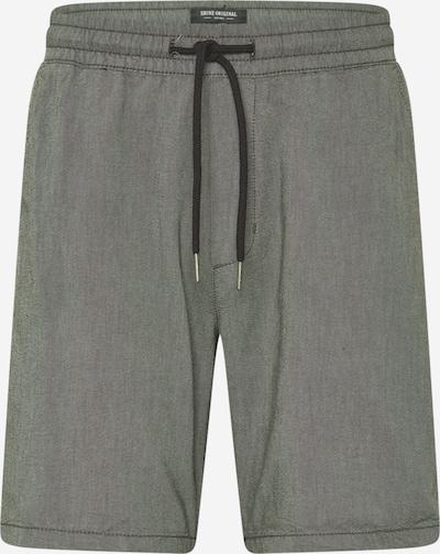 SHINE ORIGINAL Pantalon 'Oxford' en gris fumé, Vue avec produit