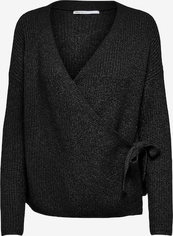 juoda ONLY Megztinis 'Gabi'