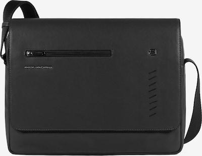 Piquadro Nabucco Messenger Leder 38 cm Laptopfach in schwarz, Produktansicht