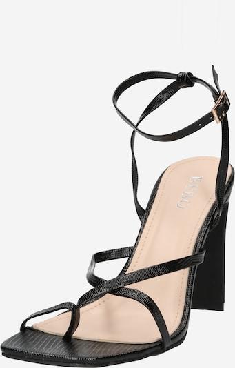 BEBO Remienkové sandále 'LARRA' - čierna, Produkt