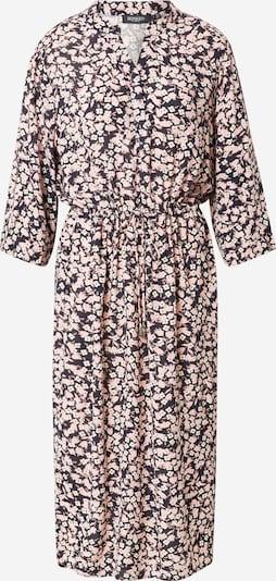 SOAKED IN LUXURY Kleid 'Zaya' in braun / rot / schwarz / weiß, Produktansicht