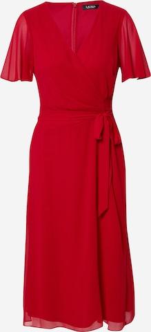 Lauren Ralph Lauren Dress 'ABEL' in Red