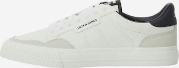 JACK & JONES Sneaker low i hvit