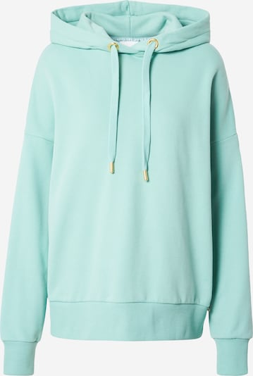 Rich & Royal Sweatshirt in aqua, Produktansicht