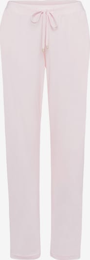 Hanro Lange Schlafhose ' Sleep & Lounge ' in rosa, Produktansicht