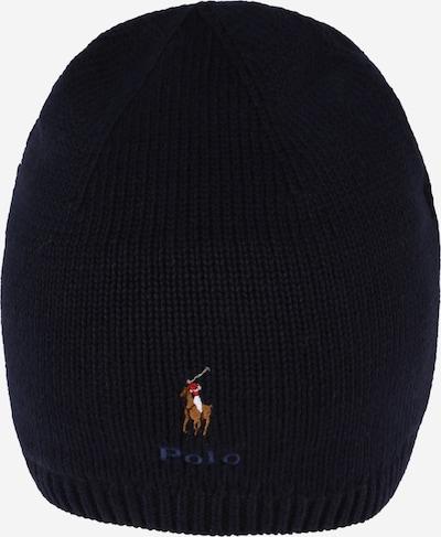 Polo Ralph Lauren Mütze in navy / braun / rot / weiß, Produktansicht