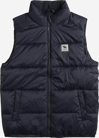 Abercrombie & Fitch Vest, värv sinine