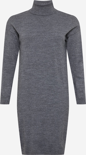 Dorothy Perkins Curve Knit dress in mottled grey, Item view