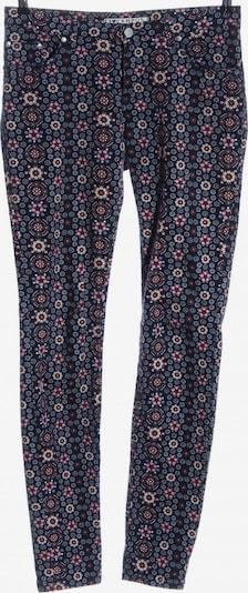 CAMPUS Skinny Jeans in 28 in blau / pink / weiß, Produktansicht