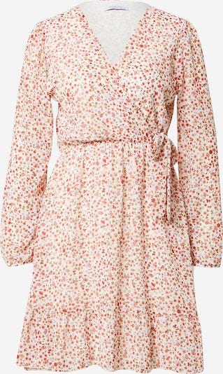 Hailys Kleid 'Romina' in hellblau / weinrot / weiß, Produktansicht