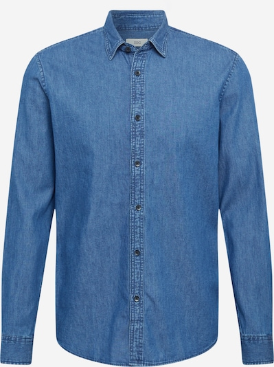 EDC BY ESPRIT Hemd in blue denim, Produktansicht