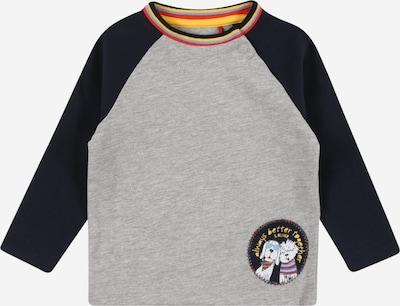 s.Oliver Shirt in de kleur Geel / Grijs gemêleerd / Rood / Zwart, Productweergave