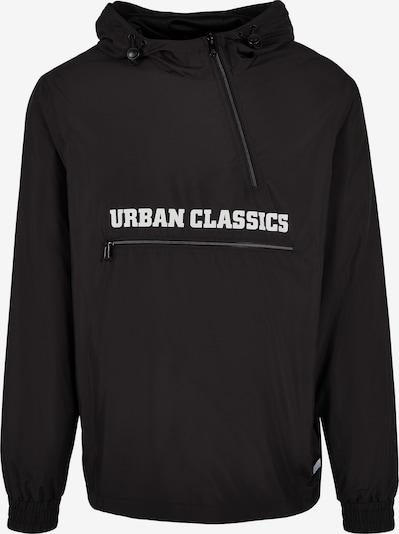 Urban Classics Chaqueta de entretiempo 'Commuter' en negro / blanco, Vista del producto