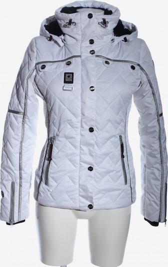 ICEPEAK Kurzjacke in S in weiß, Produktansicht