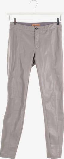 BOSS ORANGE Lederhose in XS in grau, Produktansicht