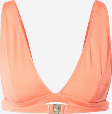 PARI Bikinitop 'SWIM CLUB' in Oranje