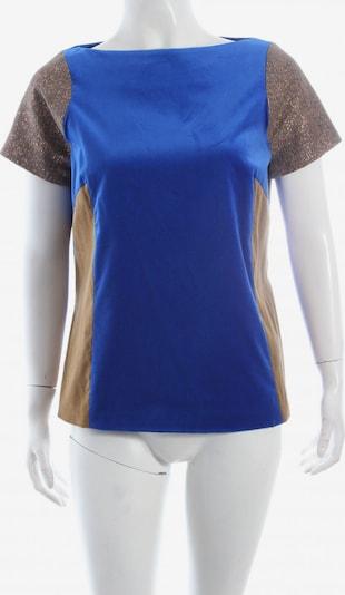 Liebig Blusentop in S in beige / blau / bronze, Produktansicht