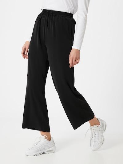 VILA Hosen 'Basika' in schwarz, Modelansicht