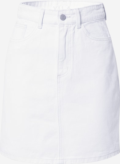 VILA Skirt in White denim, Item view