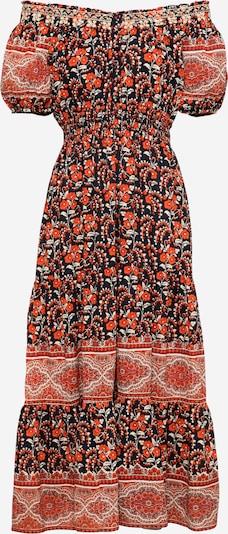 Derhy Kleid in rot / schwarz / weiß, Produktansicht