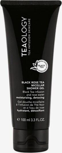 Teaology Shower Gel 'Black Rose Tea Micellar' in Black / White, Item view