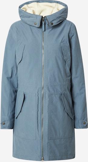 JACK WOLFSKIN Outdoor jakna 'ROCKY POINT' u sivkasto plava, Pregled proizvoda
